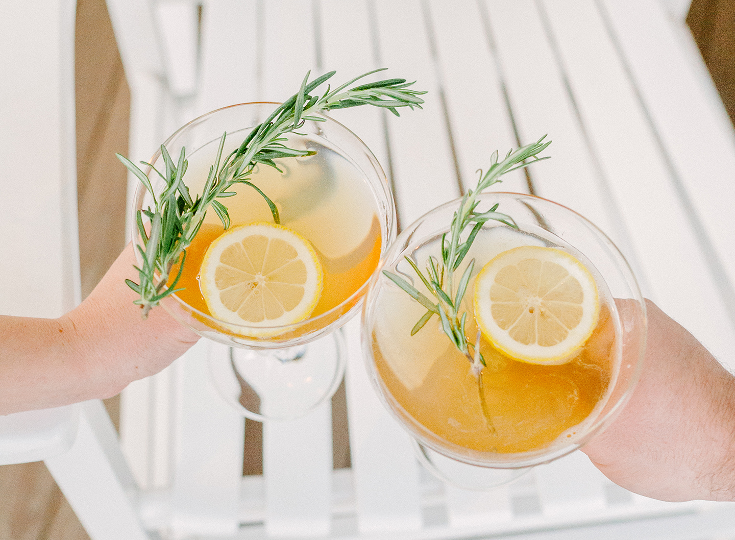 Bourbon Cocktail for Spring with Cooper's Craft