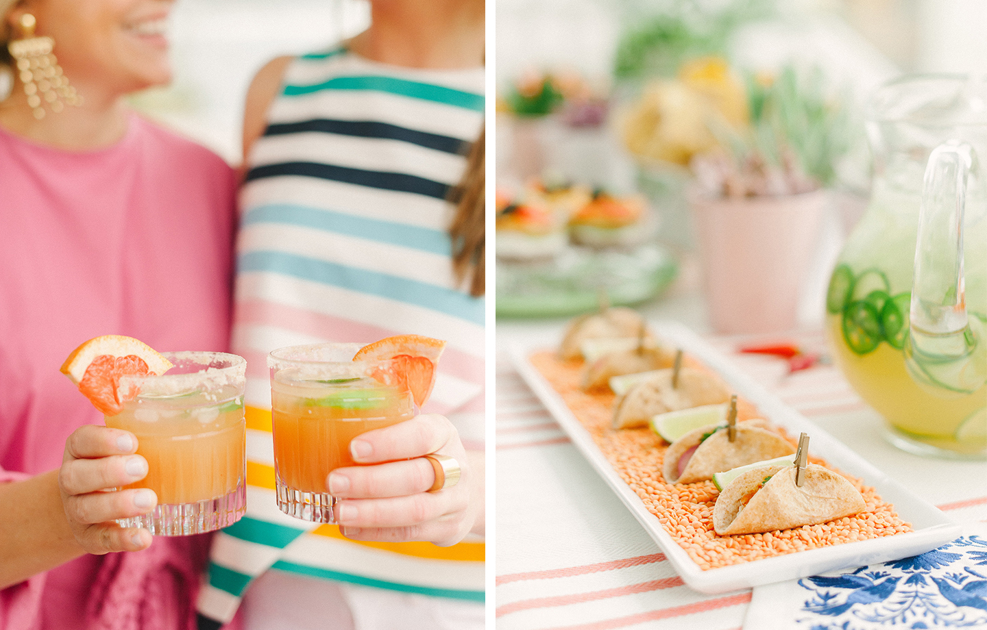 Cinco de Mayo Porch Party | COLOR by K