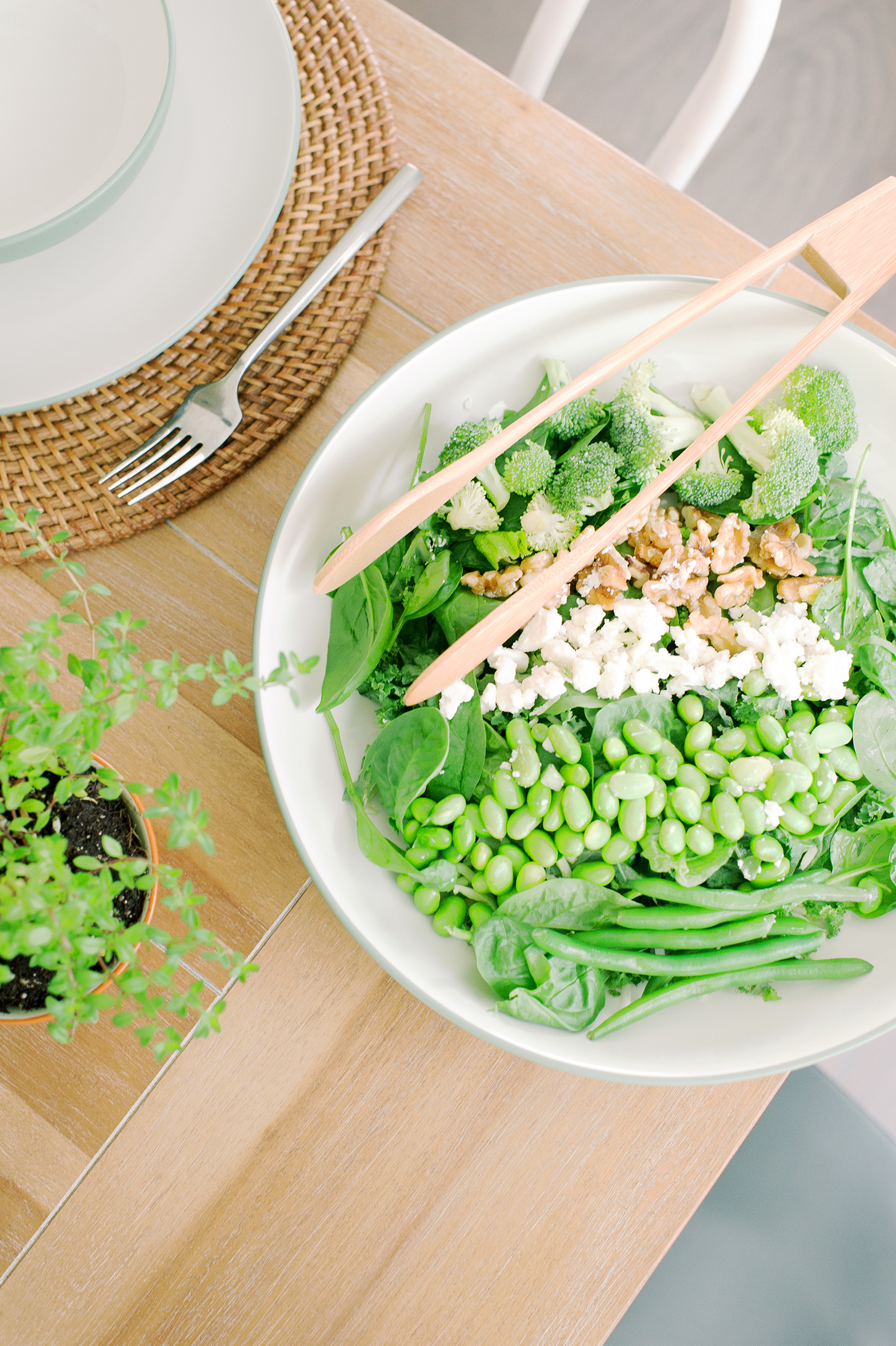 Trader Joe's Green Salad