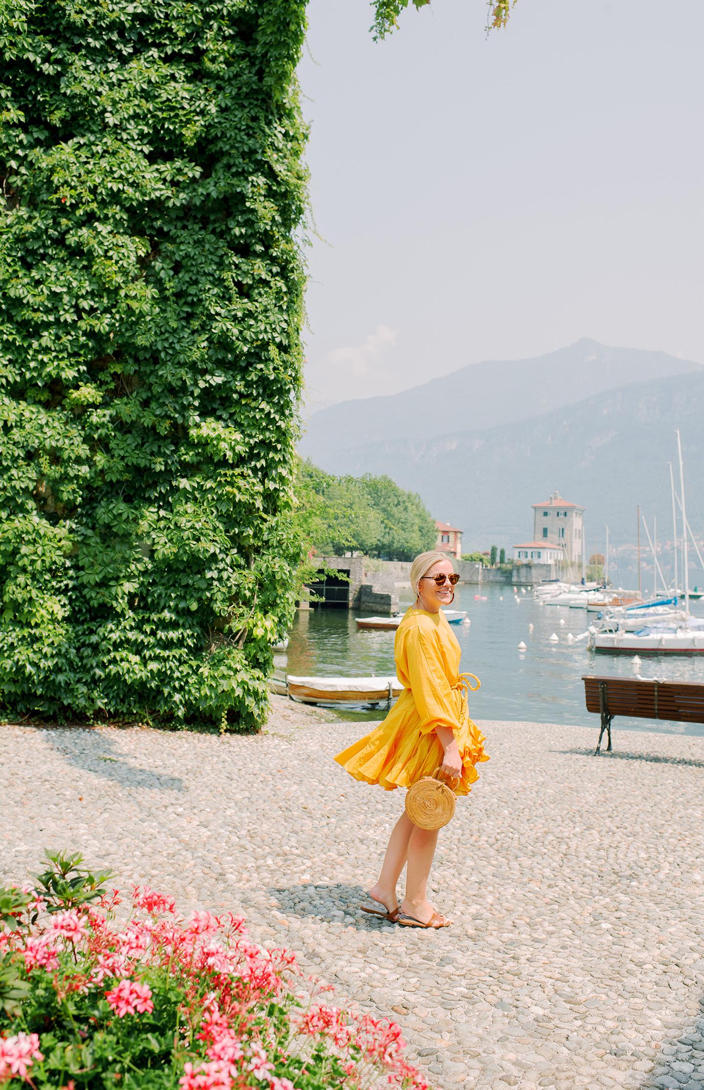 Saffron Rhode Dress