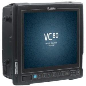 Zebra VC80 Vehicle Mounted Computer