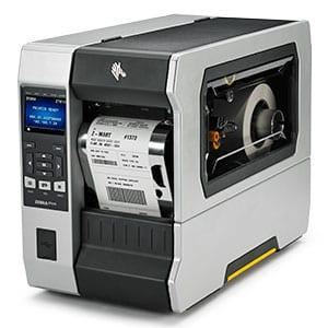 Zebra ZT600 Industrial Printer