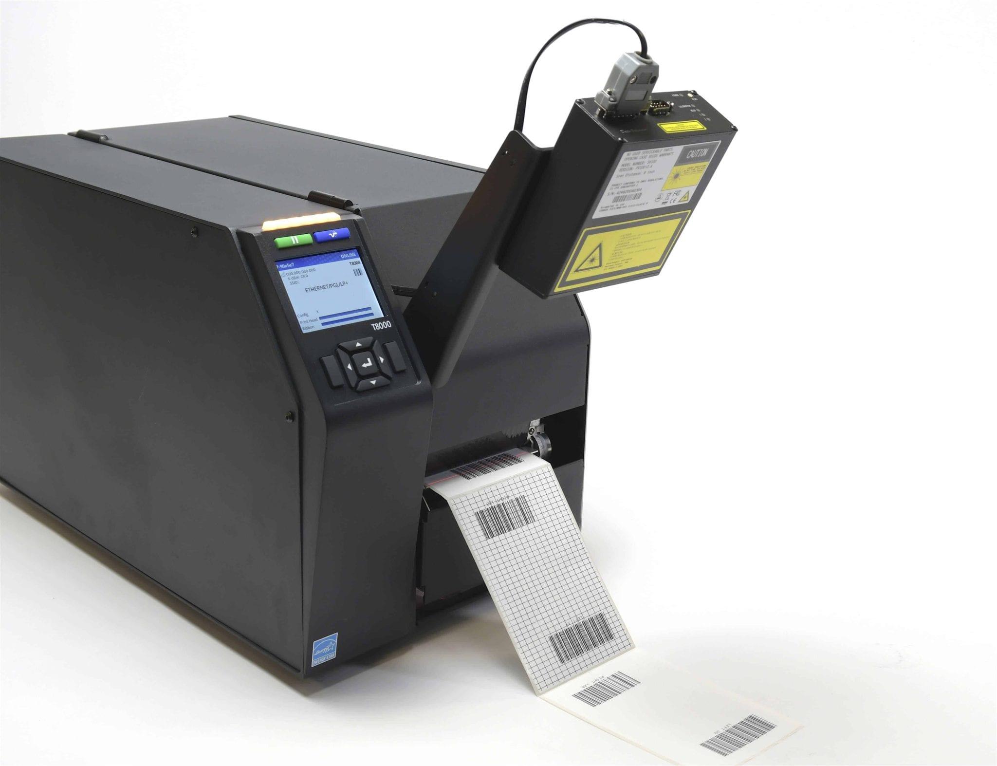 Printronix With Verifier