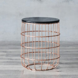 Nest Stone Side Table