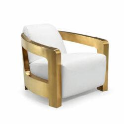 Pine Lounge Chair