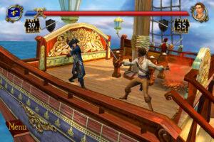Sid Meier's Pirates!