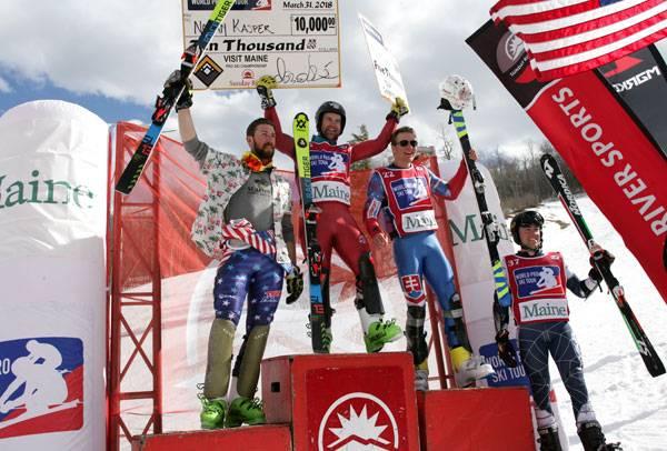 world pro skiing tour