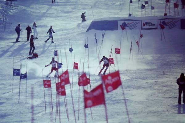 world pro skiing aspen