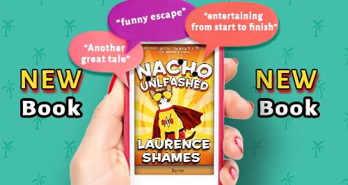 Nacho Unleashed New eBook