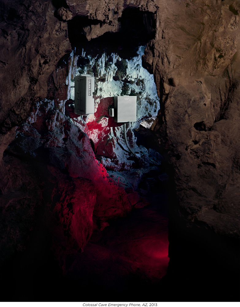 Austin-Irving_Colossal-Cave-Emergency-Phone-AZ-2013