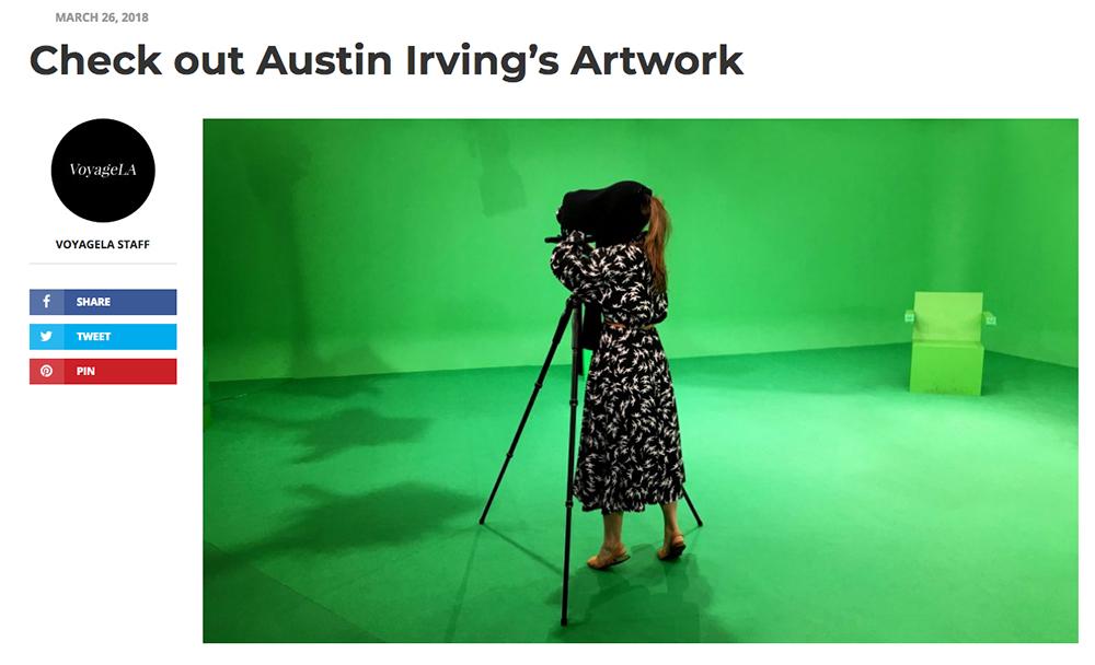 Austin Irving_Voyage LA 2018