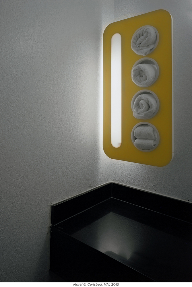 Austin-Irving_Carlsbad-Motel-6-Yellow-Towel-Holder