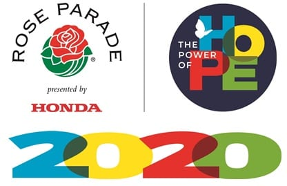 2020 Rose Parade Logo with Date - 1080