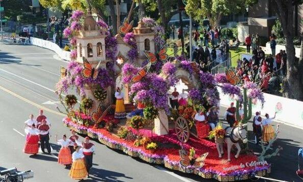 Rose Parade - California
