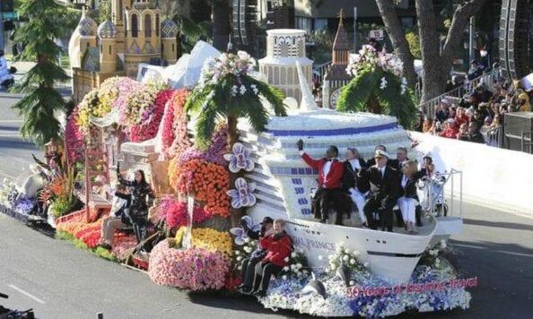 Rose Parade - Princess Cruises