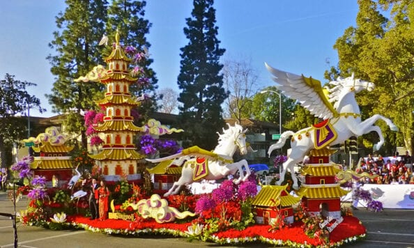 Rose Parade Singpoli