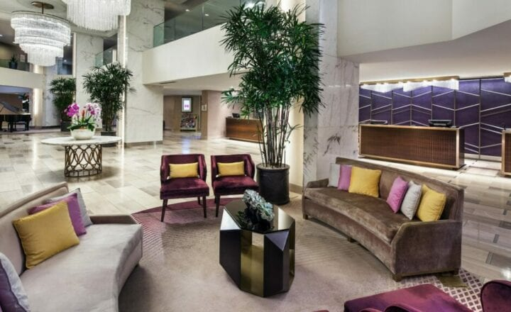 Sheraton Gateway Hotel LAX - 2