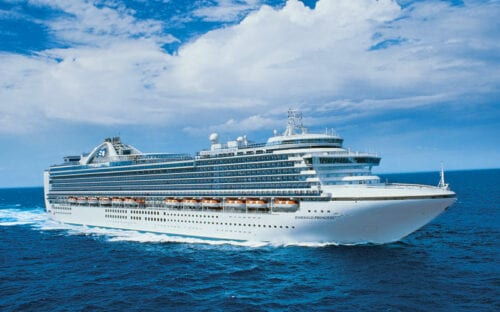 emerald princess 800-500