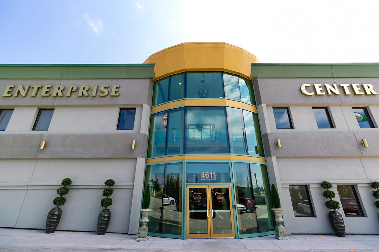 Enterprise Center | Omaha, NE | exterior