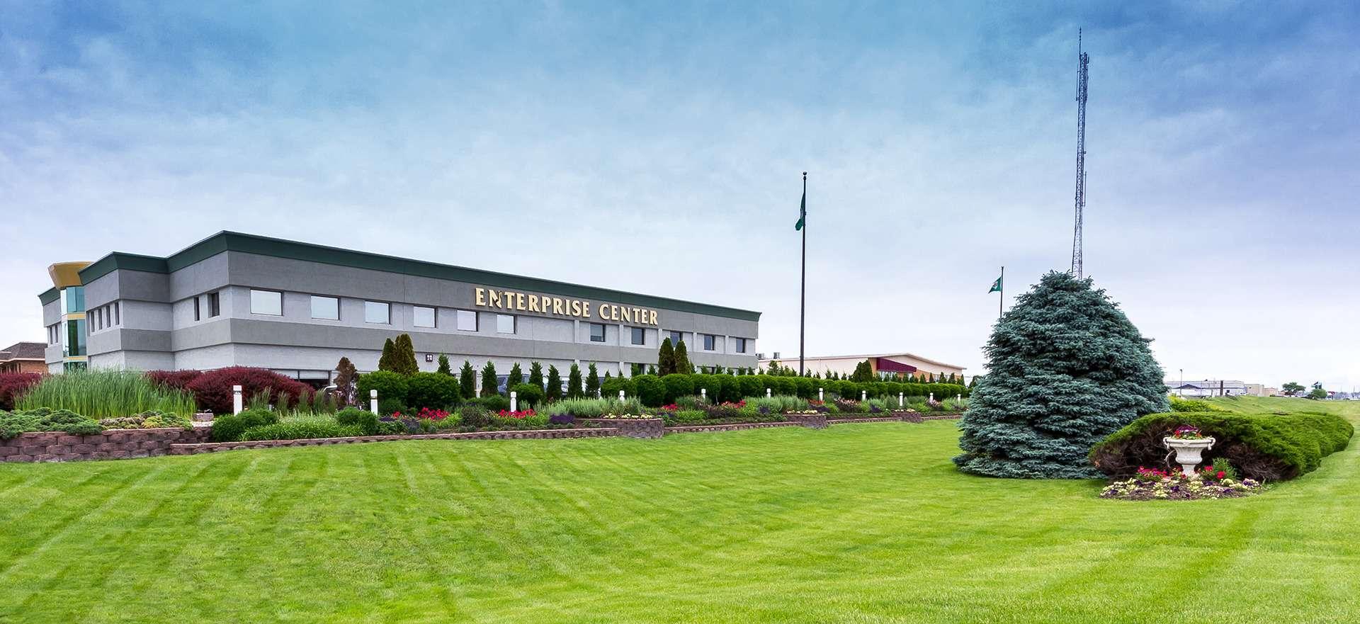 Enterprise Center business office building Omaha, NE