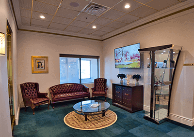 Enterprise Center | Omaha, NE | lobby