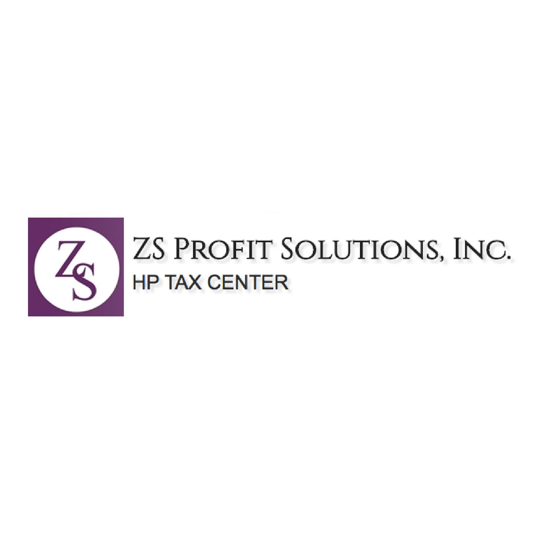 ZS Profit Solutions