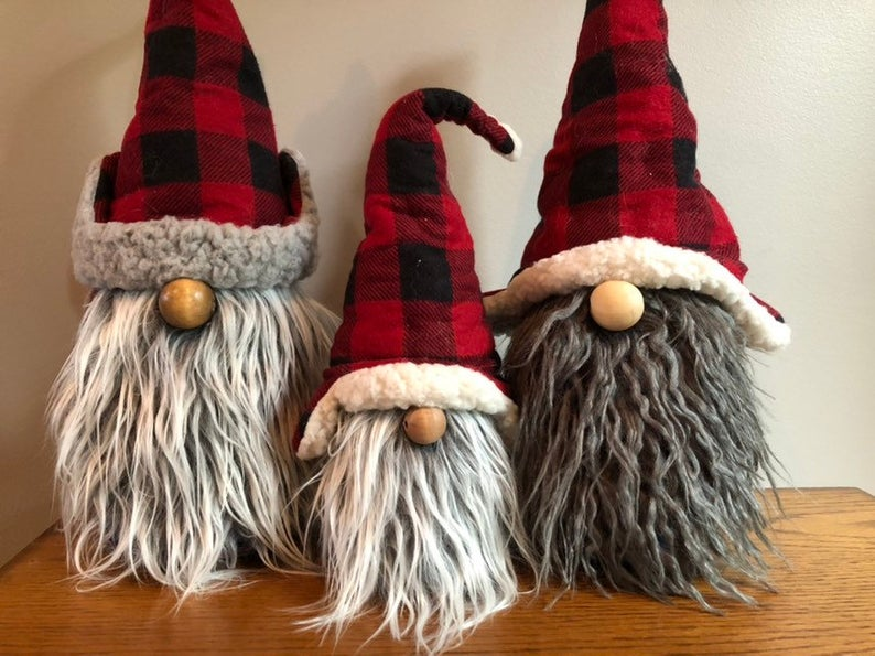 Christmas Gnomes Diy.Diy Christmas Gnome Collection Roost Restore