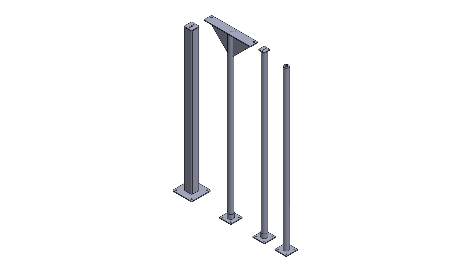 Section G - Pipe Stands