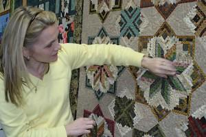 Edyta Sitar, quilt designer