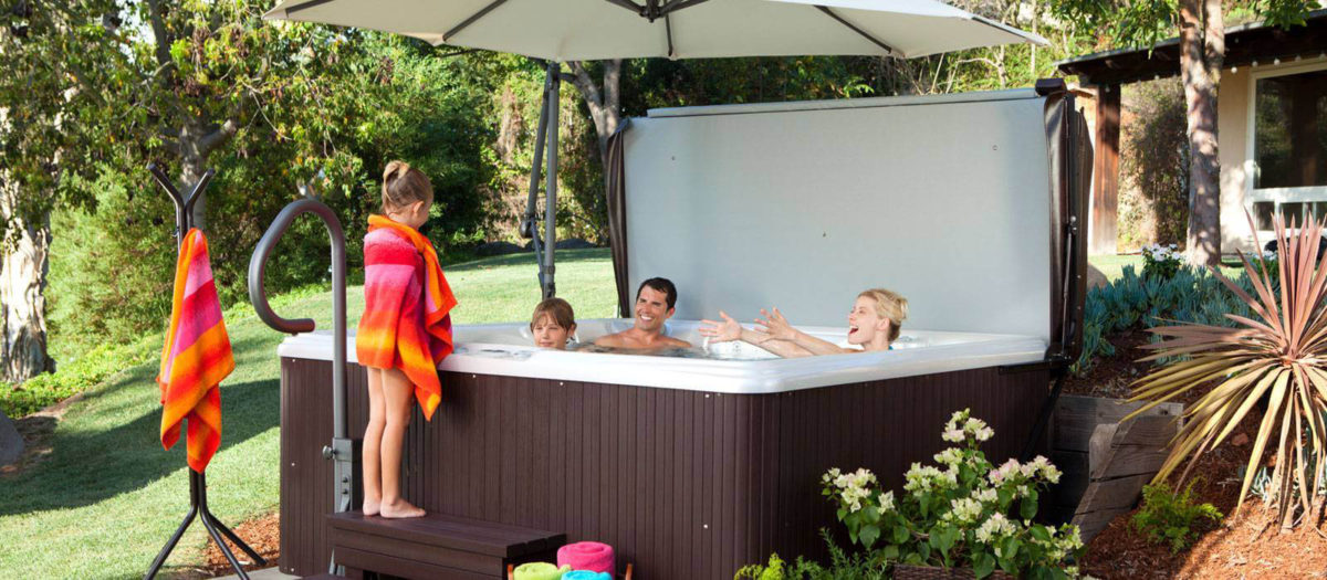 Regal Mountain Spas Hot Tub Thaw