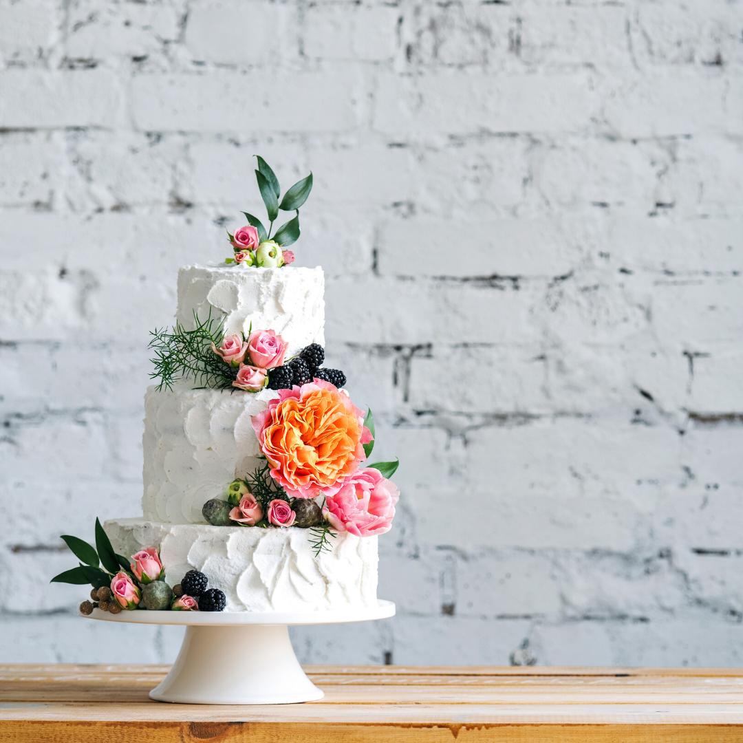 Photo - Wedding Cake
