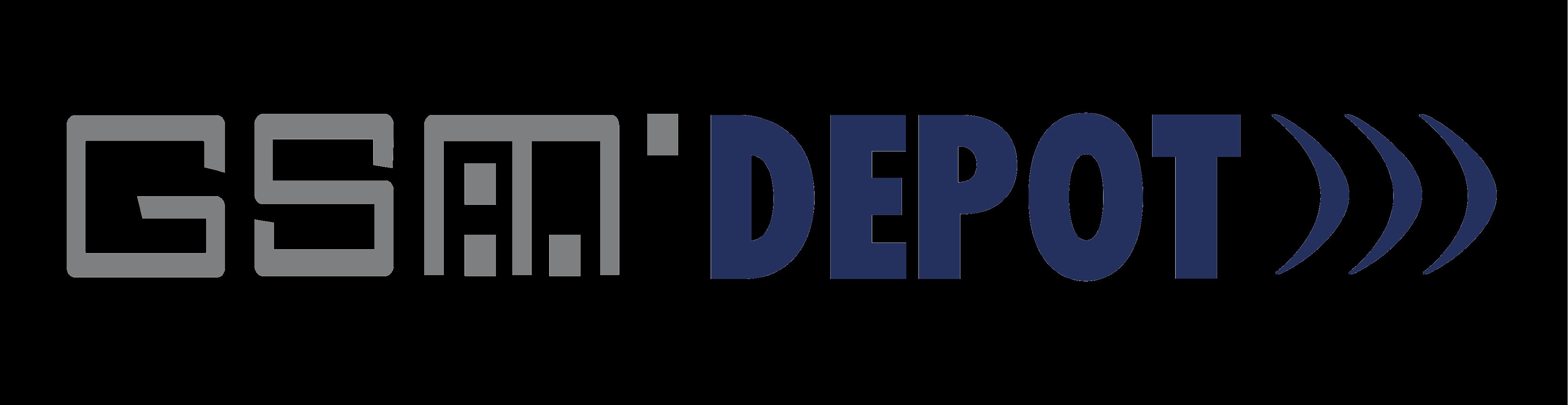 GSM DEPOT LOGO Transparent