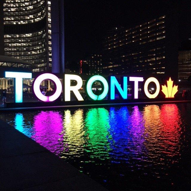 Escape to Toronto