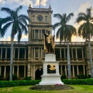 Geocaching in Hawaii Virtual Cache