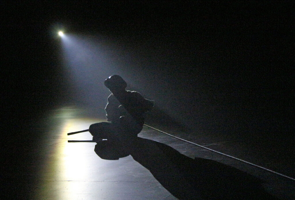 Journey to the East by Tottering Biped Theatre