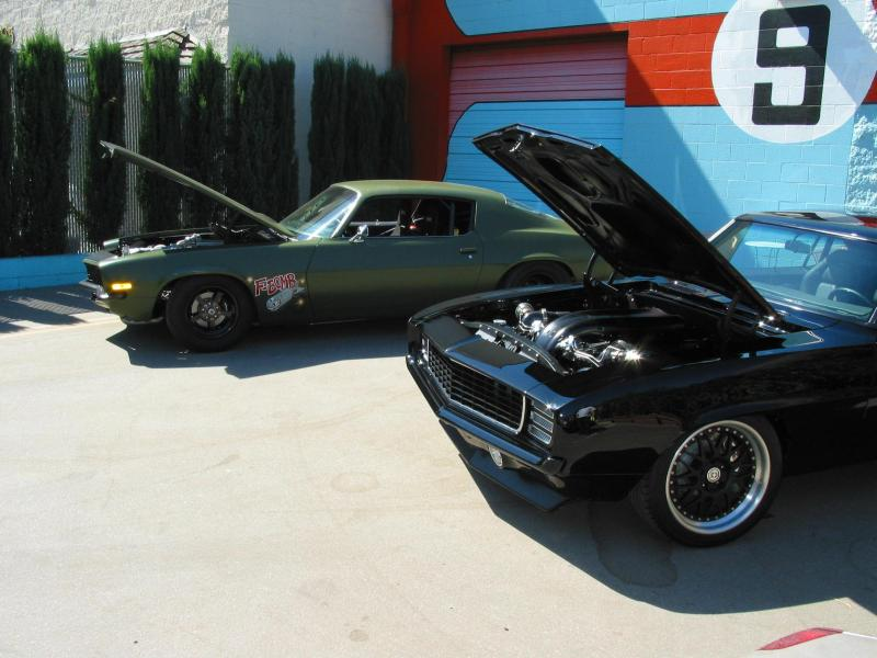 The F-Bomb and the 69 Black Beauty