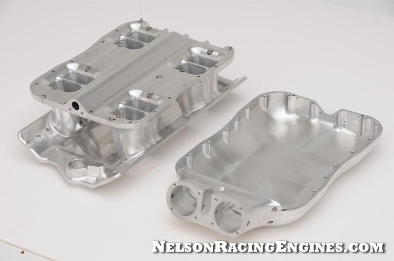 Nelson Racing Engines Billet Intake Manifold