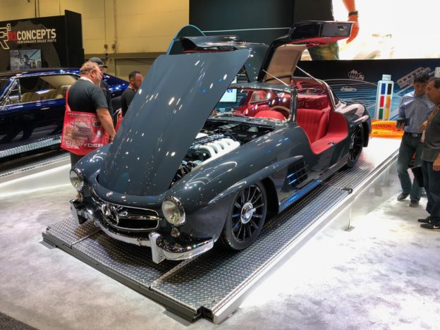PODCAST: Dave Kindig on his SEMA Gullwing Build + Jaguar I
