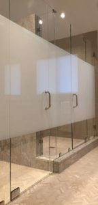Falmouth Glass Shower