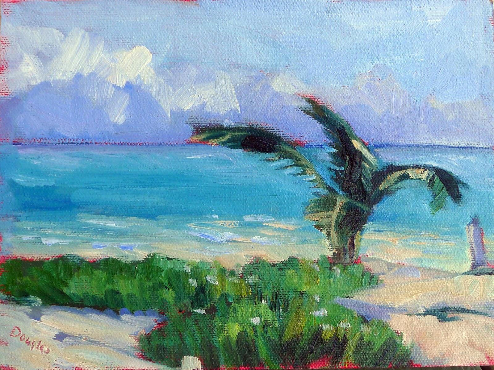"""Palm,"" Grand Bahama"