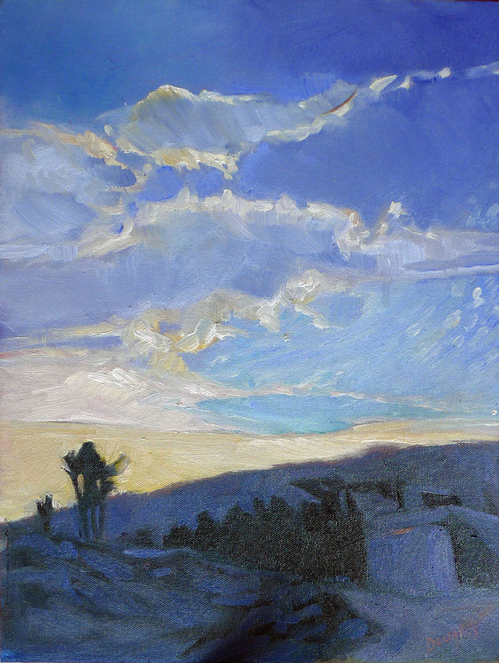 """Sunset,"" Pecos, NM"