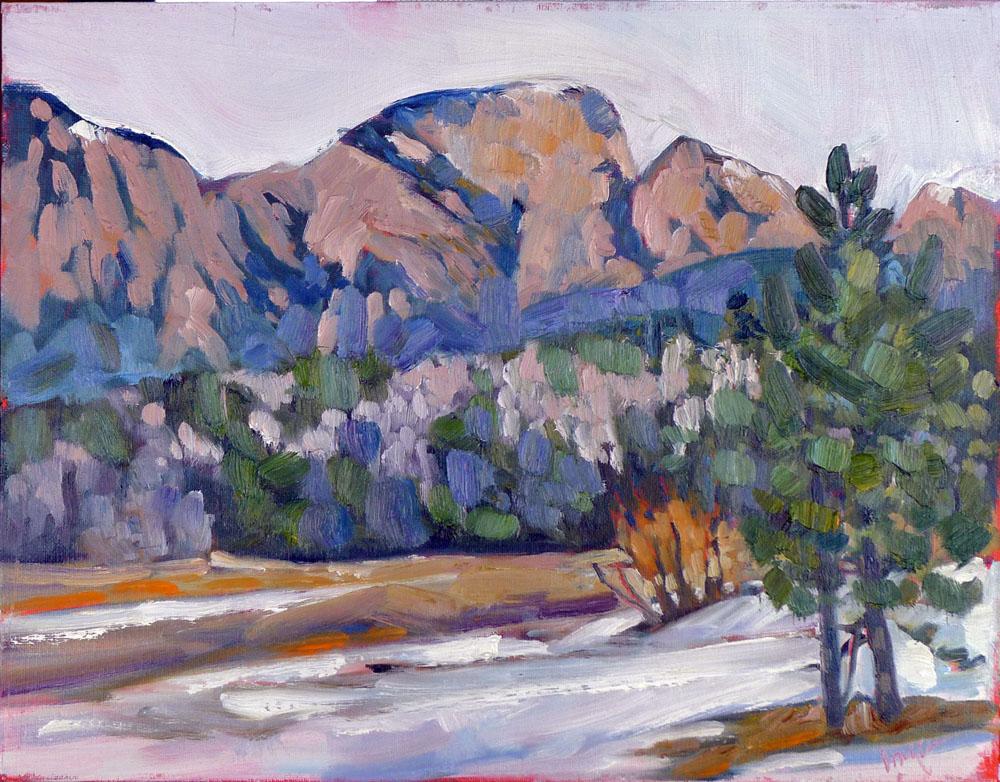 """""""Hermit's Peak,"""" El Porviner, NM, available"""