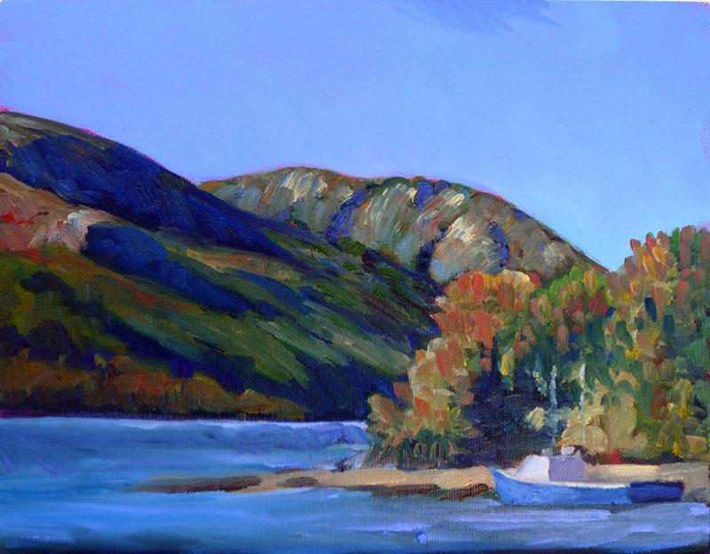 """Cape Breton Highlands,"" Ingonish, Nova Scotia"