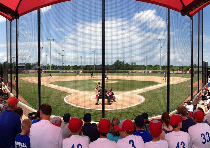 Visiting Myrtle Beach for a Baseball Tournament