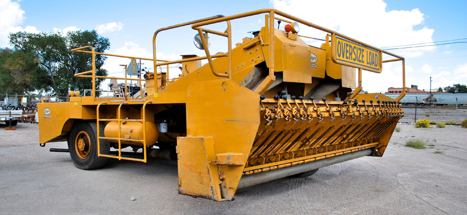 image of Etnyre Used Chip Spreader for Sale