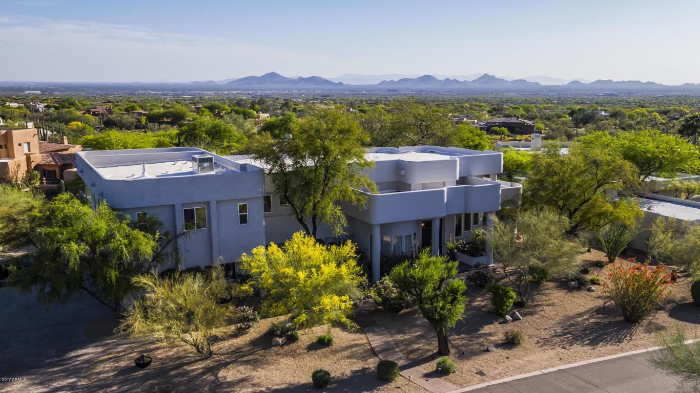 9363 E. Calle De Las Brisas, Scottsdale, AZ | Circo Enterprises Luxury Property Group