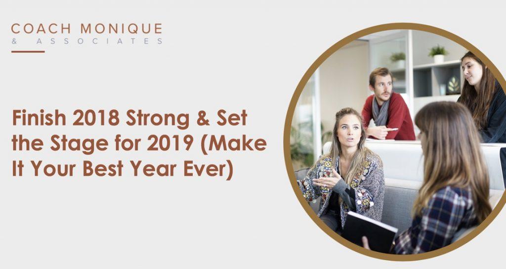Finish 2018 Strong Webinar