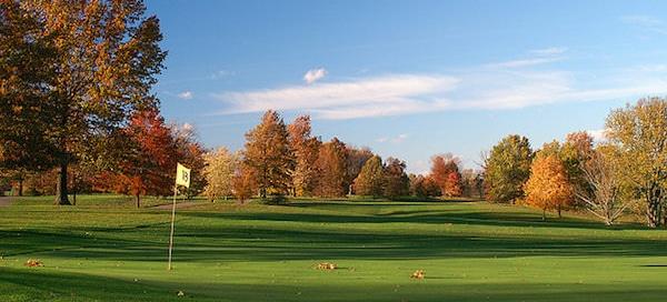 golf course grass alberta
