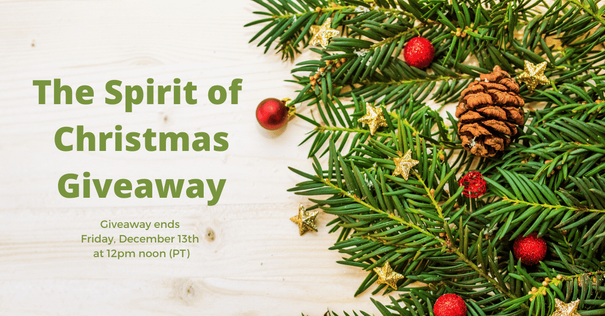Spirit of Christmas Giveaway