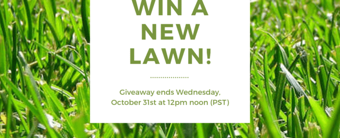 Vancouver Home Show Lawn Giveaway